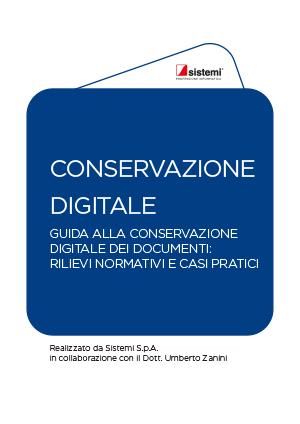 """eBook """"Conservazione digitale"""""""