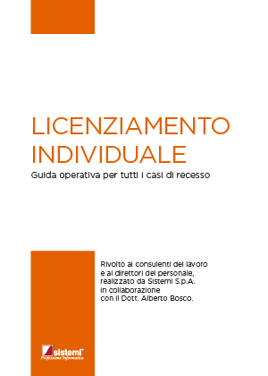 "eBook ""LICENZIAMENTO INDIVIDUALE"""