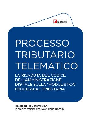 """eBook """"PROCESSO TRIBUTARIO TELEMATICO"""""""